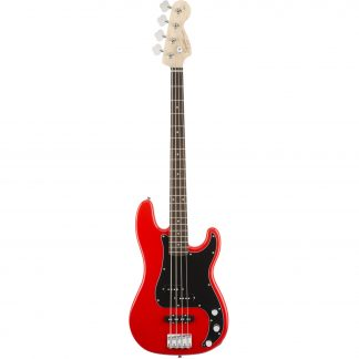Squier Affinity Precision Bass PJ Race Red RW