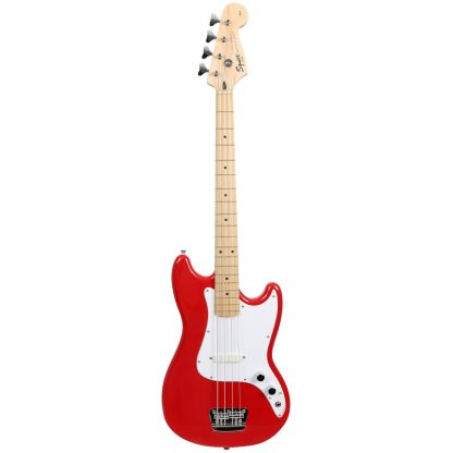 Squier Bronco Bass Torino Red MN