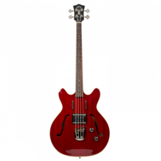 Guild Starfire Bass Cherry Red elektrische basgitaar