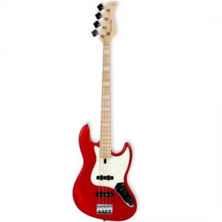 Sire Marcus Miller V7 4ST Ash Bright Metallic Red MN