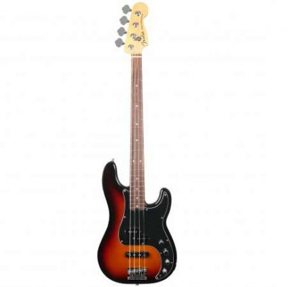 Fender American Elite Precision Bass 3-Tone Sunburst RW