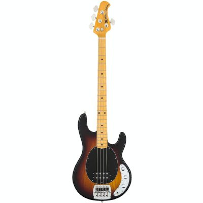 Music Man Classic StingRay 4 Vintage Sunburst MN