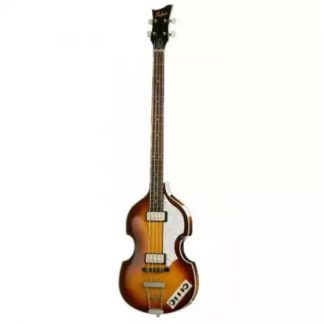 Hofner HCT-500 1-SB Contemporary Violin Bass Sunburst