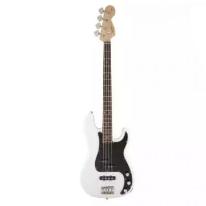 Squier Affinity Precision Bass PJ Olympic White