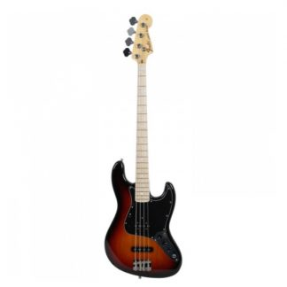 Fender American Original '70s Jazz Bass 3-Color Sunburst MN