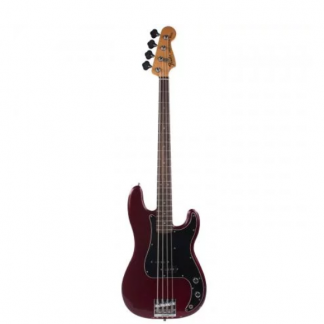 Fender Nate Mendel Signature Precision Bass Candy Apple Red