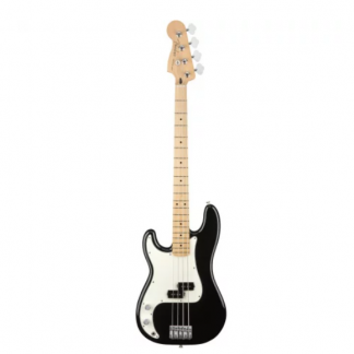 Fender Player Precision Bass LH Black MN