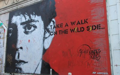 Het verhaal achter de baslijn: Walk on the Wild Side