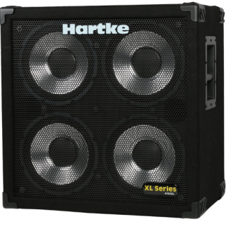 Hartke 410XL 4×10 400 Watt basgitaar speakerkast