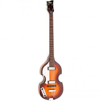 Hofner Beatles Bass Ignition Sunburst linkshandige bas
