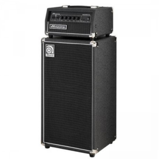 Ampeg Micro-CL Stack basversterker top en speakerkast