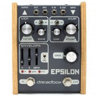 Dreadbox Epsilon Limited Edition distortion / filter pedaal
