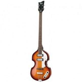 Hofner HI-CA-SB Ignition Cavern Bass sunburst