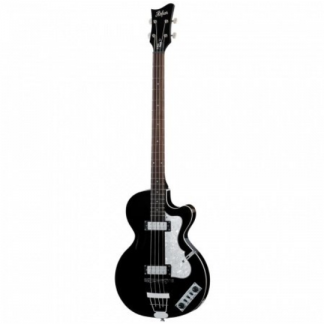 Hofner Ignition Club Bass Black