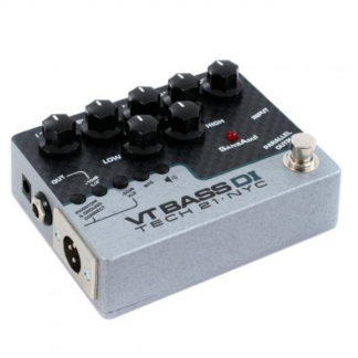 Tech 21 VT Bass DI (SansAmp Character Series) stompbox