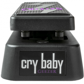 Dunlop GZR95 Geezer Butler Cry Baby Wah pedaal