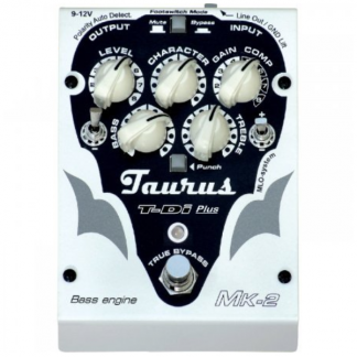 Taurus T-Di Plus Mk-2 Bass Compressor PreAmp & DI-box