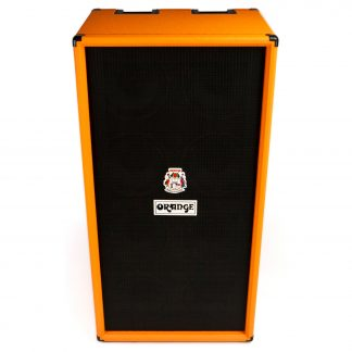 Orange OBC810 8x10 1200 watt basgitaar speakerkast