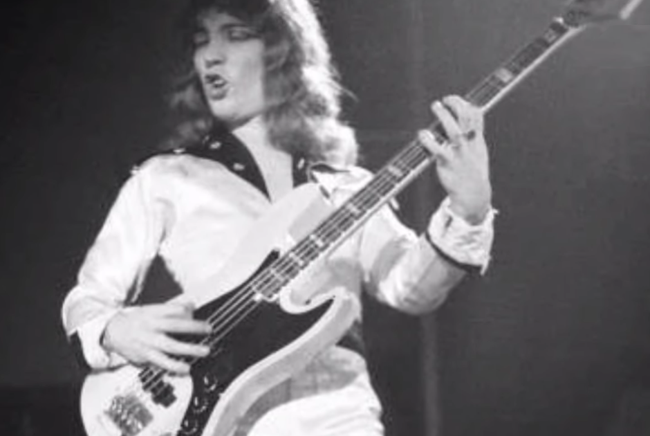 bassist Steve Priest